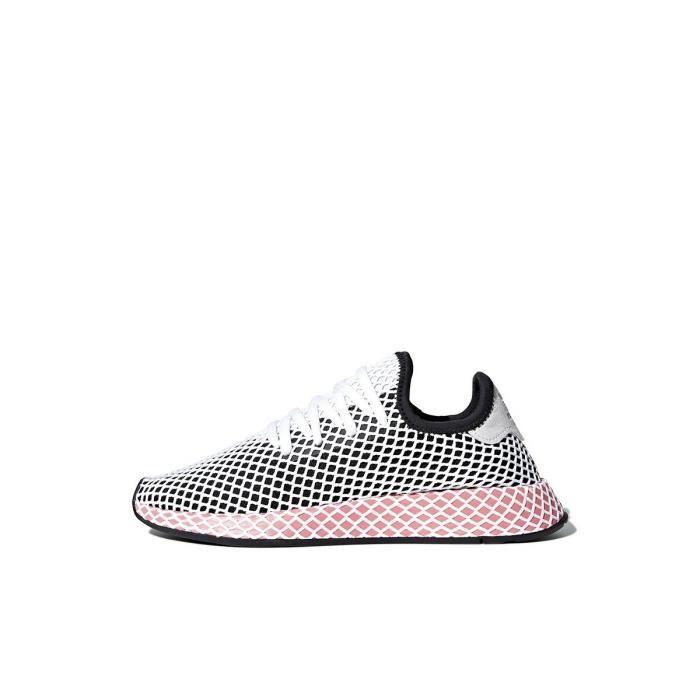 adidas CQ2629 Originals Deerupt Runner Sneaker Weiß|39 13