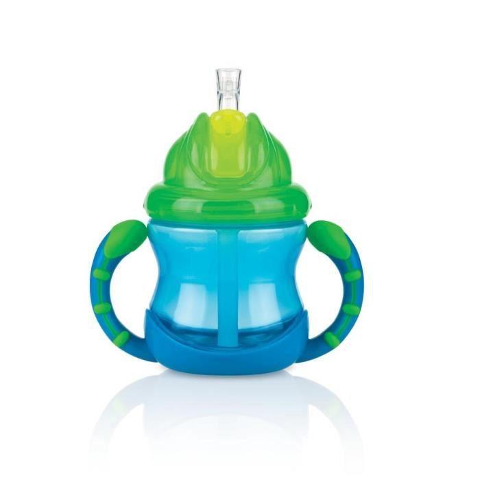 bleu N/ÛBY La tasse /à paille