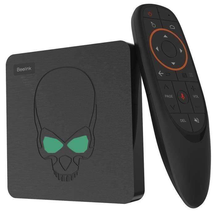 BOX MULTIMEDIA TV Box Beelink GT-King Box Multimédia 4GB+64GB And