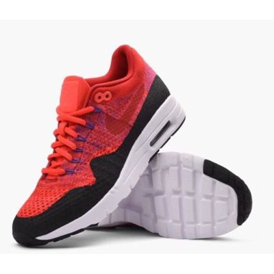 Flyknit Basket 1 Ultra Rouge Mode Air Femme Max Nike npqAx6XIw