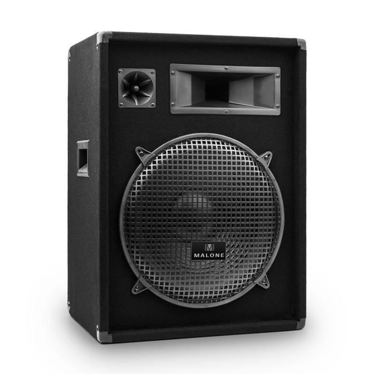enceinte dj 15 3 voies achat vente enceinte dj 15 3 voies pas cher cdiscount. Black Bedroom Furniture Sets. Home Design Ideas