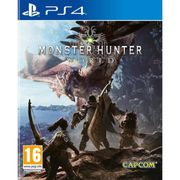 JEU PS4 Monster Hunter World Jeu PS4