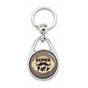 PORTE-CLÉS Porte clés 'J'aime PAPY'