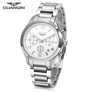 MONTRE GUANQIN GS18001 Montre à quartz masculin chronogra