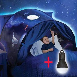 TENTE DE LIT Dream Tents - Tente de lit enfant - Repliables ten