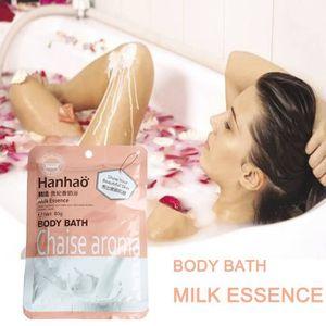 ADOUCISSANT Lait Corps Bain Essence Bubble Bath naturel Embell