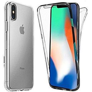 coque iphone x integrale transparente