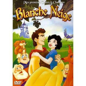 dvd blanche neige mes premiers contes chansons en dvd. Black Bedroom Furniture Sets. Home Design Ideas