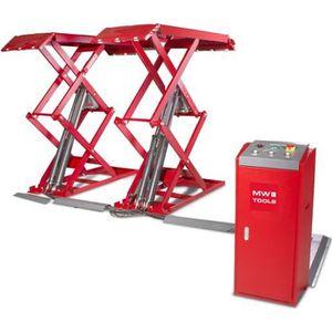 TABLE ELEVATRICE pont élévateur à ciseaux 3 tonnes avec hauteur de