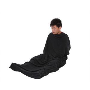 SAC DE COUCHAGE 180*80cm Sac de couchage adulte enfant, Sac de cou