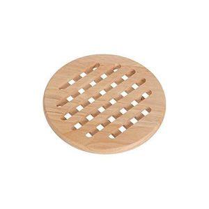 DESSOUS DE PLAT  Cosy & Trendy 818172 Dessous de plat, Bois Naturel