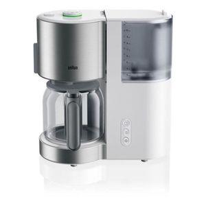 CAFETIÈRE Braun Cafetière - KF5120WH - Blanc