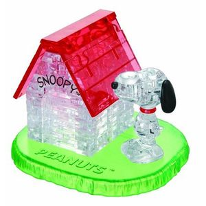 PUZZLE CRYSTAL PUZZLE: SNOOPY