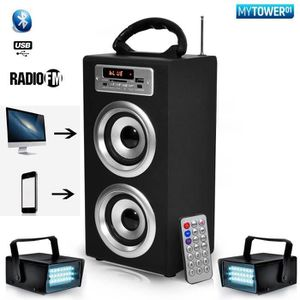 PACK SONO Mini Enceinte Batterie Colonne My TOWER HiFi Karao