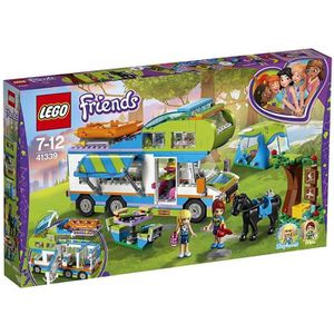 ASSEMBLAGE CONSTRUCTION LEGO® Friends 41339 Le camping-car de Mia - Jeu de