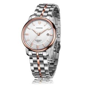 MONTRE JOHNNIE Montre Bracelet Homme Automatique OR