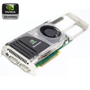 CARTE GRAPHIQUE INTERNE Carte Graphique Pro NVIDIA Quadro FX4600 PCIe x16