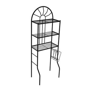 etagere wc achat vente etagere wc pas cher cdiscount. Black Bedroom Furniture Sets. Home Design Ideas