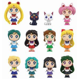 STATUE - STATUETTE Sailor Moon Mystery Mini Blind Funko Mystery Minis