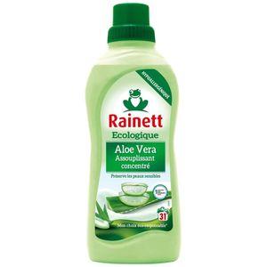ADOUCISSANT RAINETT Assouplissant concentré Écologique - Aloe