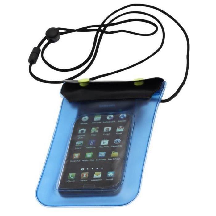 CAO Etui imperméable pour smartphones