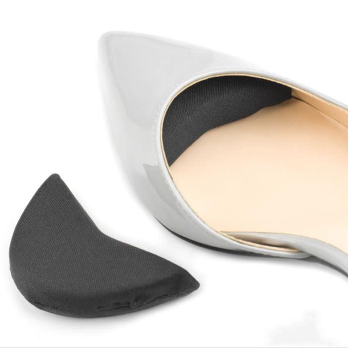 AGES Pied fichier Bunion correcteur chaussette aide mode Anti-douleur éponge coussin pied avant-pied demi Yards chaussures Pad hau