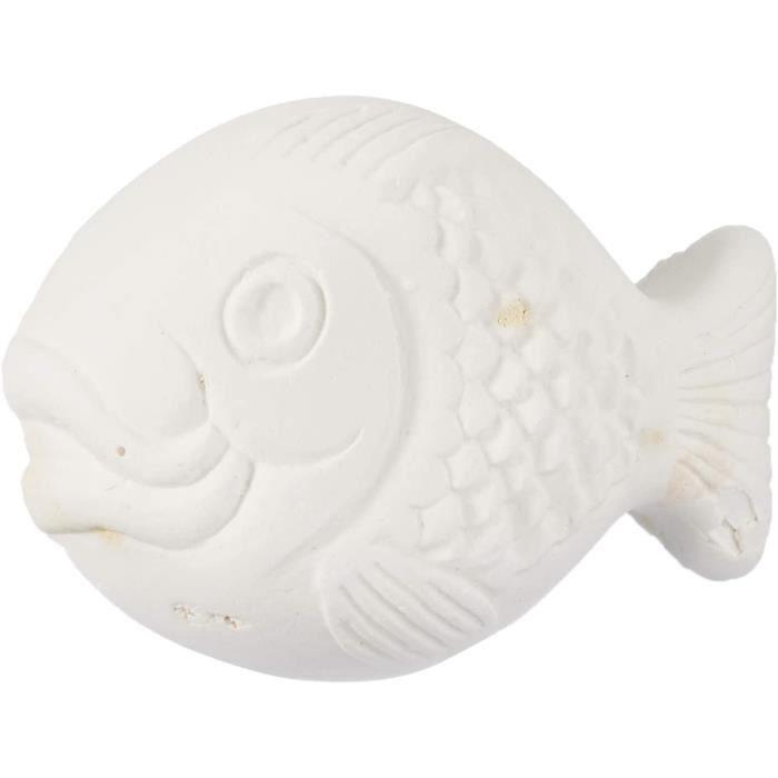 Bloc de nourriture pour poissons Pour 2 semaines de vacances 25 g - Modèle aléatoire