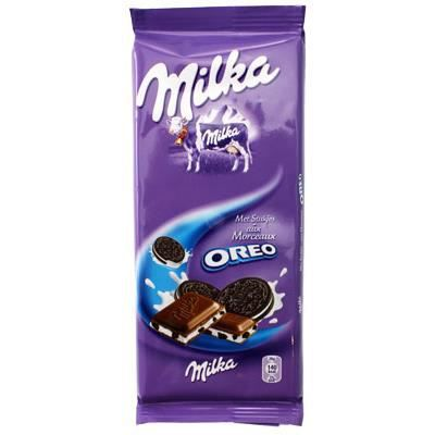 Milka Biscuit Oreo [Tablette de 200g]