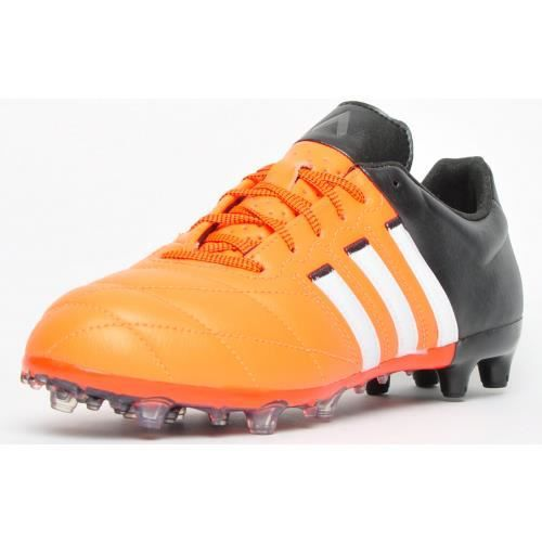 Adidas Ace 15.2 Fg / Ag Leather Pro Chaussures De Football Sor Dur Hommes