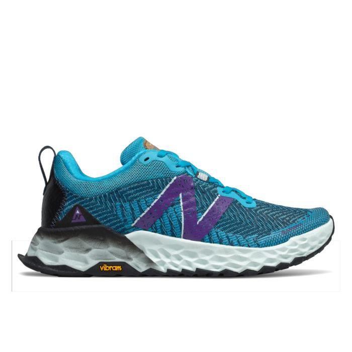 Chaussures de running femme New Balance fresh foam hierro v6 - virtual sky/sour grape - 35