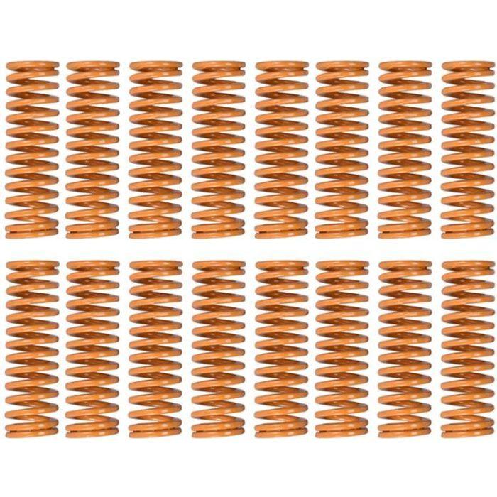 16 pièces lit chauffant ressort en métal durable en acier Die nivellement pour MINI-SERRE - PACK GERMINATION - PACK BOUTURAGE