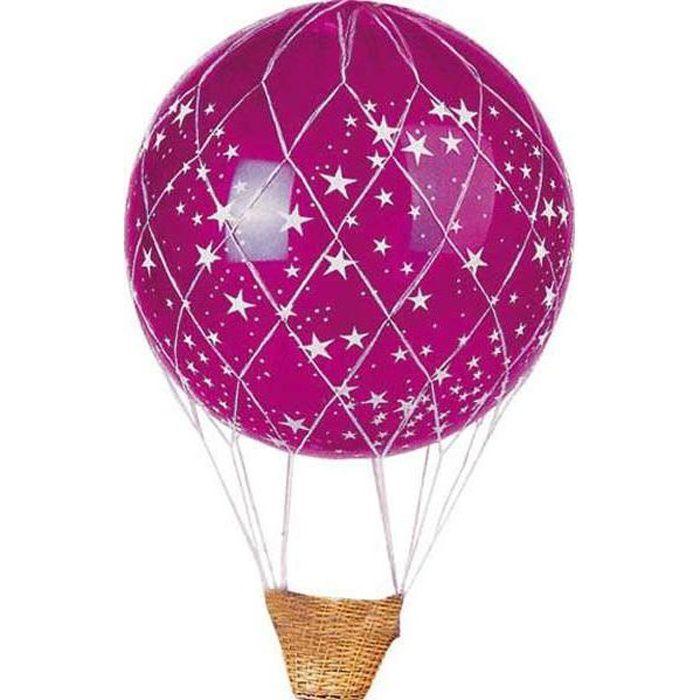 Filet montgolfiere pour ballon de 1m raphia san…