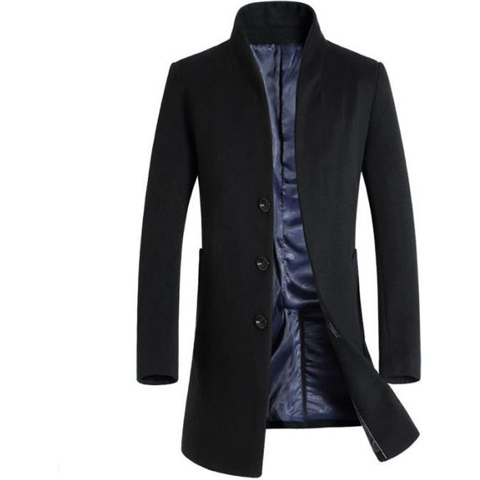 De Nouvelle D Manteau Homme Laine En Collection kZPwXuTOi
