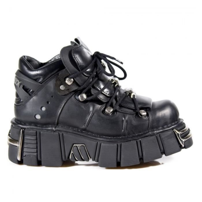 Bottines Rock Goth Achat New 47 Noir S1 Vente 106 M rErqwxd