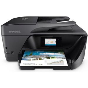 IMPRIMANTE HP Imprimante Officejet Pro 6970 - Compatible Inst