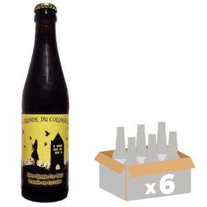 BIÈRE BRASSEURS DE LORRAINE Bière Blonde du Colombier -