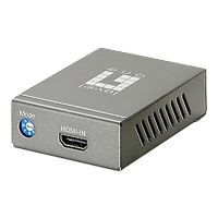CABLES & CONNECTIQUES LevelOne HDSpider HVE-9001 HDMI Cat.5 Sender