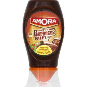 SACHET CUISSON AMORA Sauce barbecue et miel - 282 g