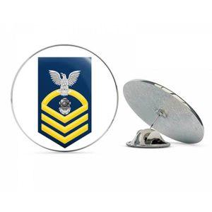 PINCE A CRAVATE Pince A Cravate US Navy en chef des femmes d'or E-
