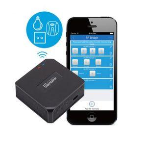 Sonoff RF Bridge Pont 433MHz T/él/écommande 2.4G Smart WiFi Commutateurs Smart Home Automation