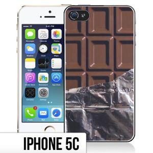 coque iphone 5c tablette chocolat papier alumini