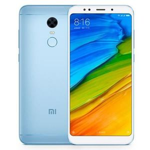 SMARTPHONE Xiaomi redmi 5 Plus 4G 64G Blue Global Version sup