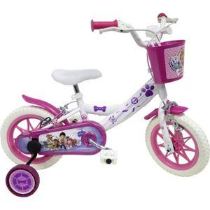VÉLO ENFANT PAT PATROUILLE Vélo 12'' - 2 à 4 ans - Rose et bla