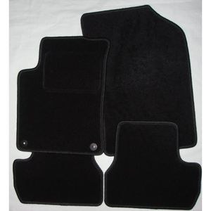 tapis citroen ds3 achat vente tapis citroen ds3 pas cher cdiscount. Black Bedroom Furniture Sets. Home Design Ideas