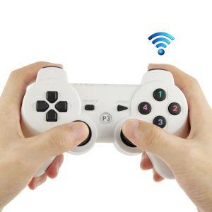 MANETTE JEUX VIDÉO Double Shock III Wireless Controller, Manette Sans