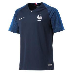T-SHIRT NIKE Maillot équipe de France 2 étoiles de Footbal