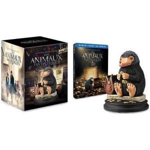 BLU-RAY FILM Coffret Les Animaux Fantastiques (Edition limitée