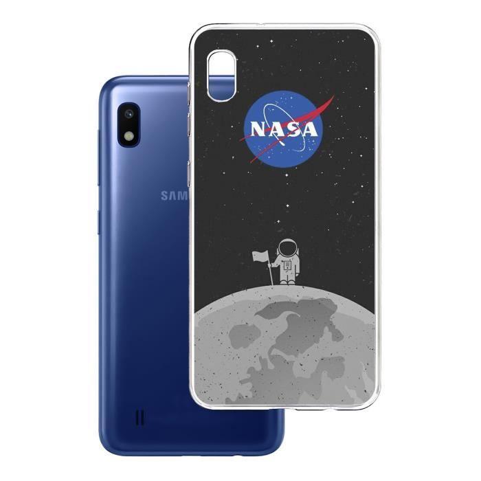 Coque Samsung Galaxy A10 - Nasa Astronaute. Accessoire telephone, coque de protection