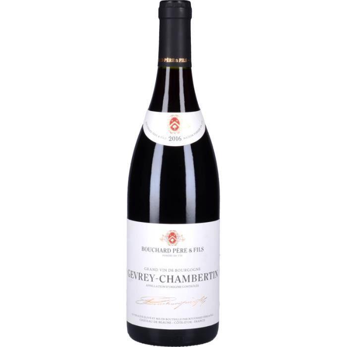 Vin Rouge - Gevrey-Chambertin 2016 - Bouteille 75cl