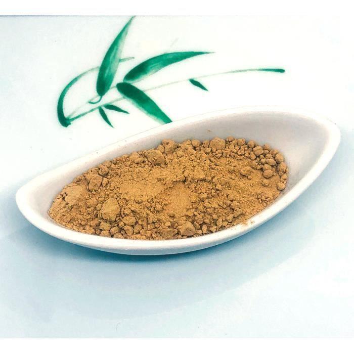 Gingembre biologique poudre les 30 gr
